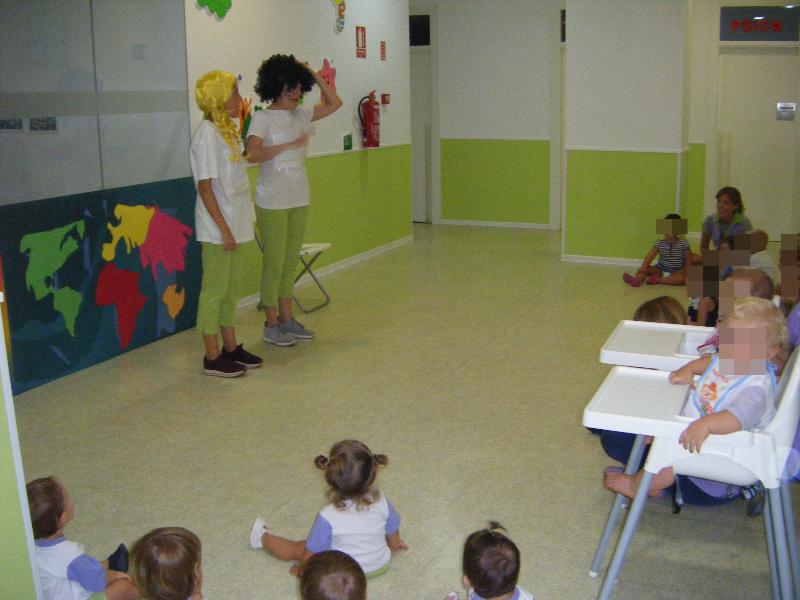Centro Infantil – Castillo de Arena – Actividades
