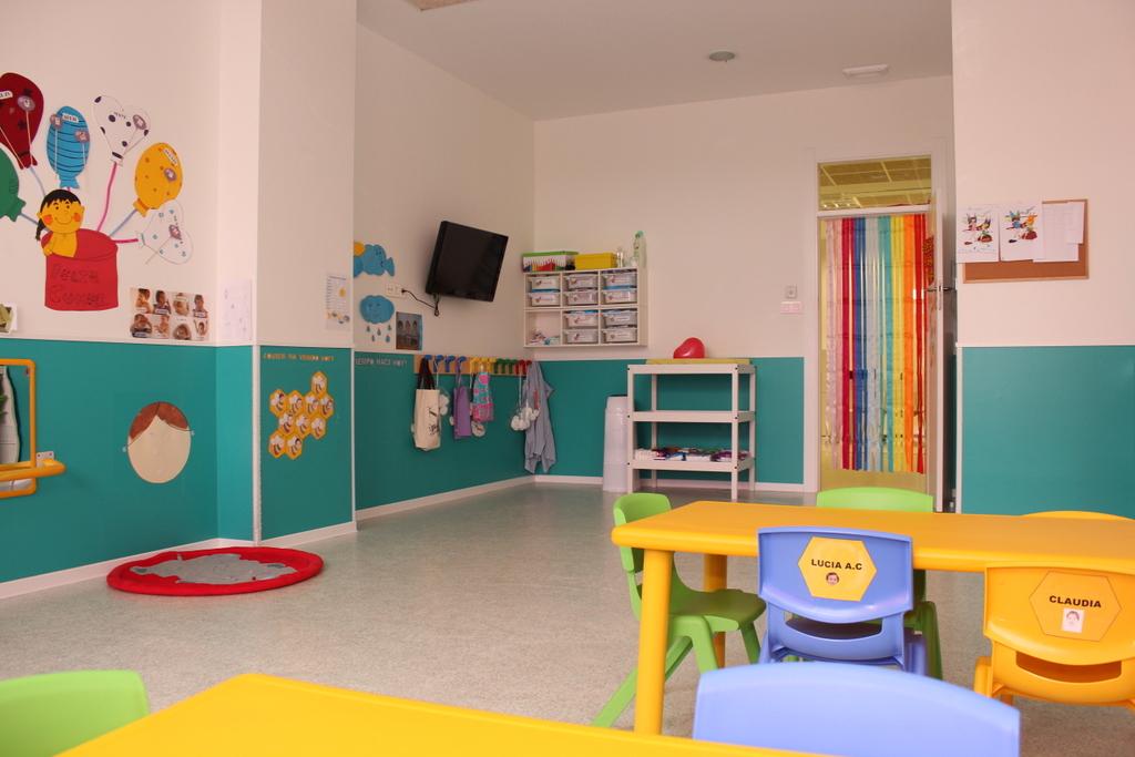 Resultado de imagen de fesp ugt aulas infantiles